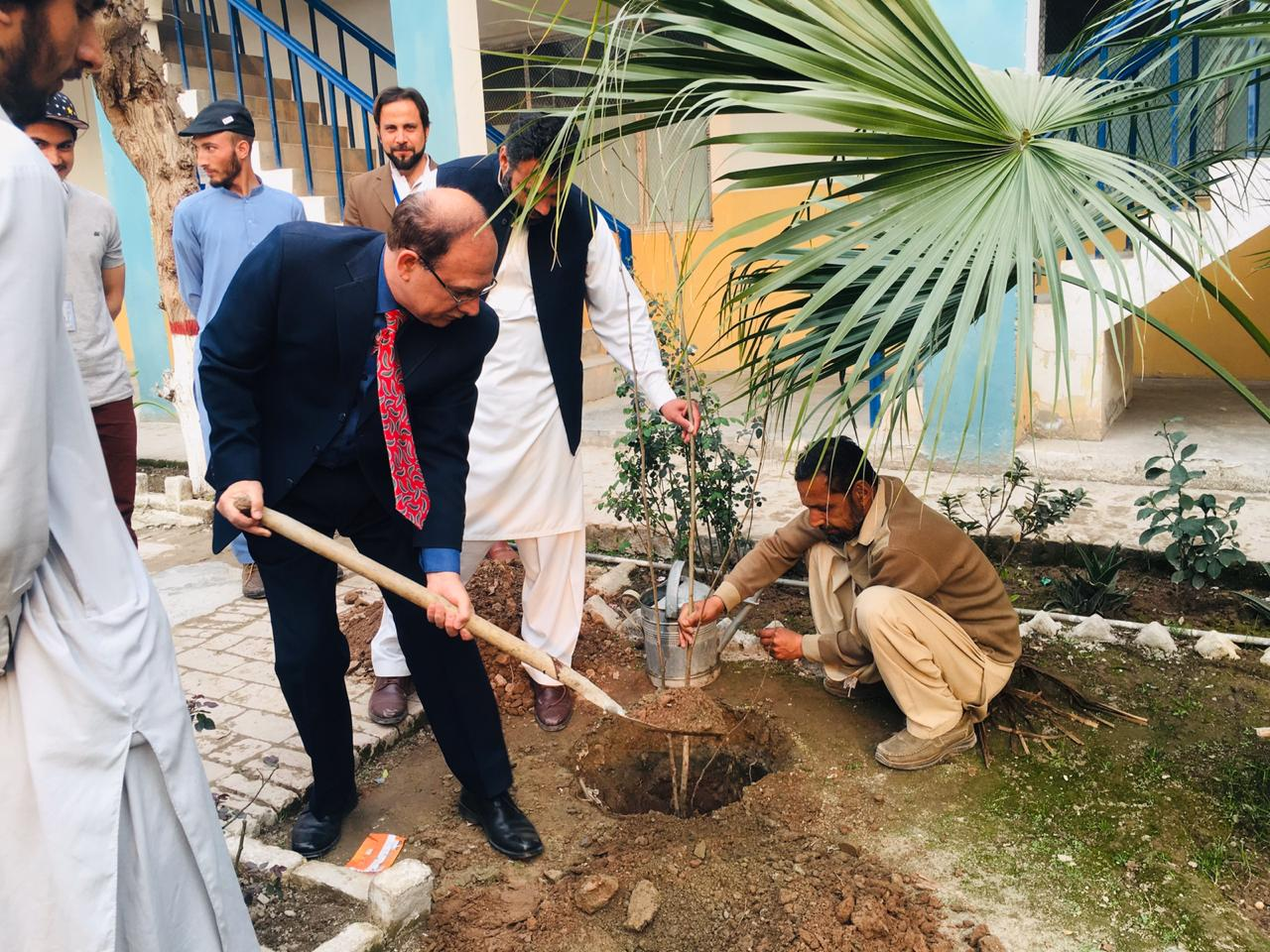 """""""Plantation Drive for green and healthy Pakistan """""""