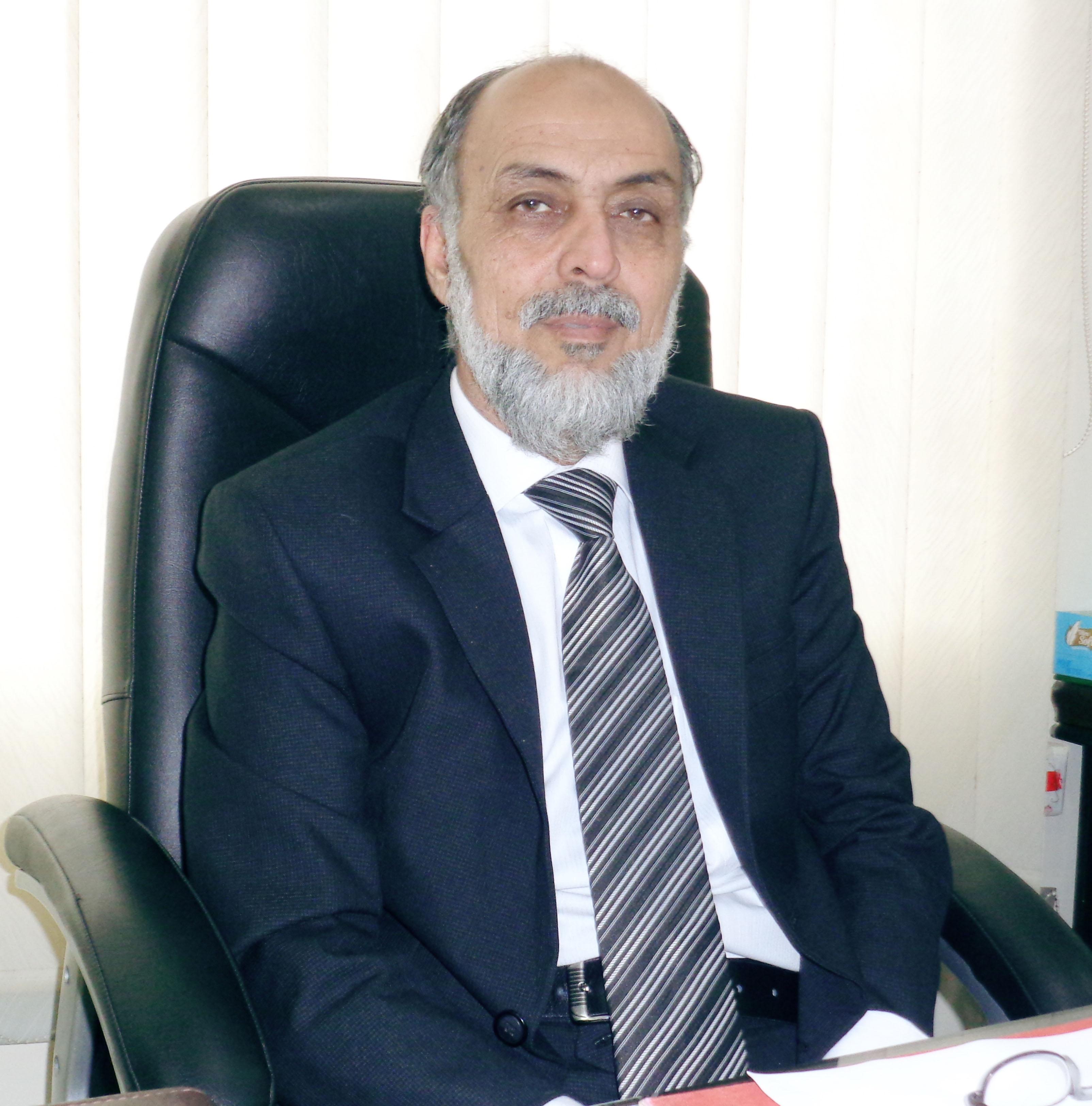 Brig. (R) Abdul Haque