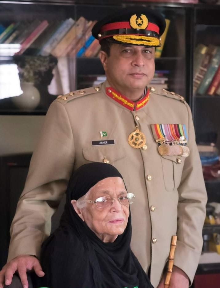 Brig Aamer Zahid Khan