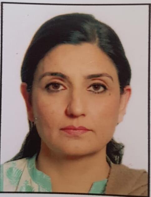 Ms. Saadia Bano Hashmi
