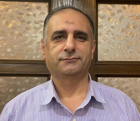 Dr. Sajjad Haider (Head CS Department)