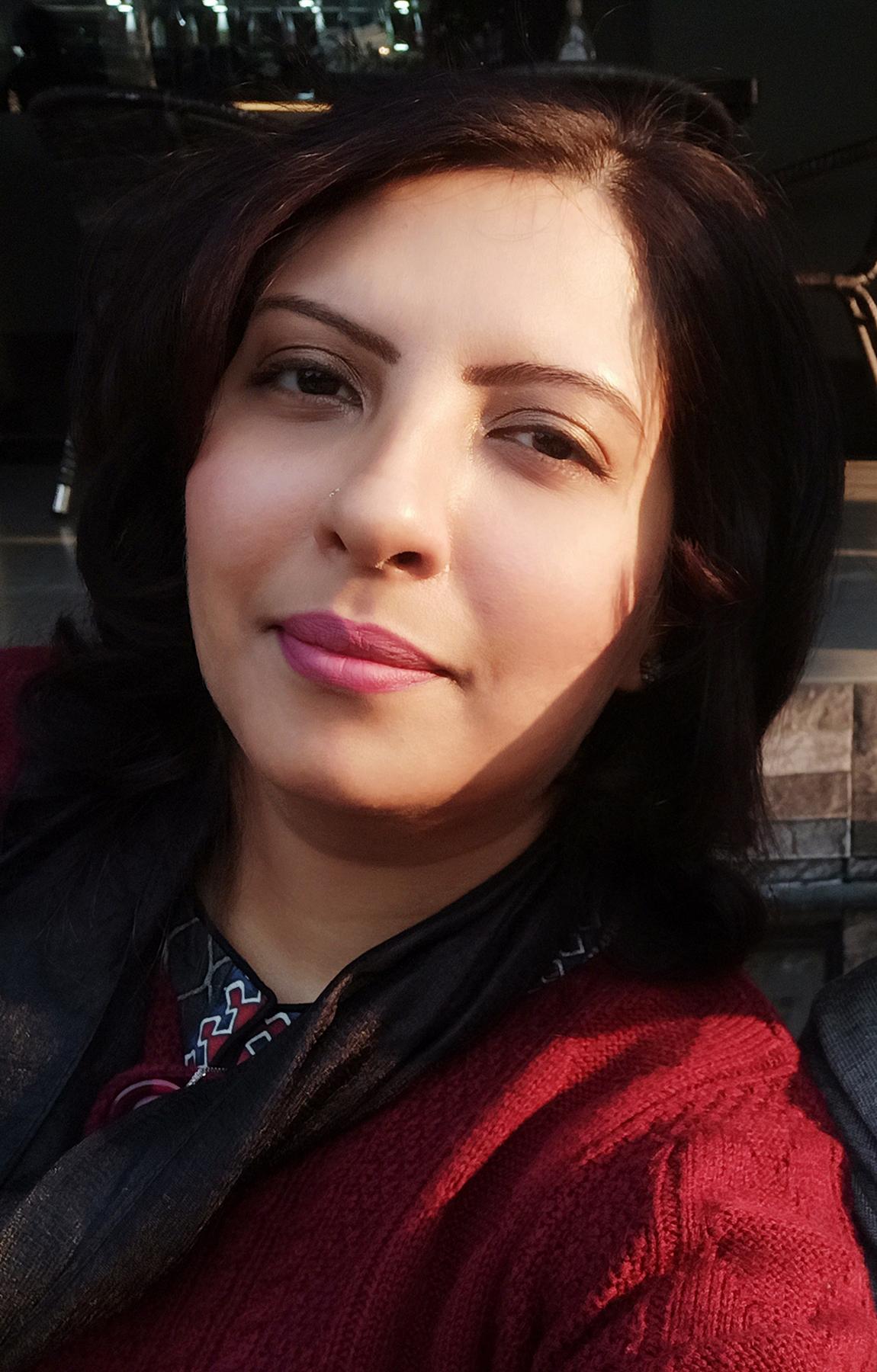 Ms. Sara Omair