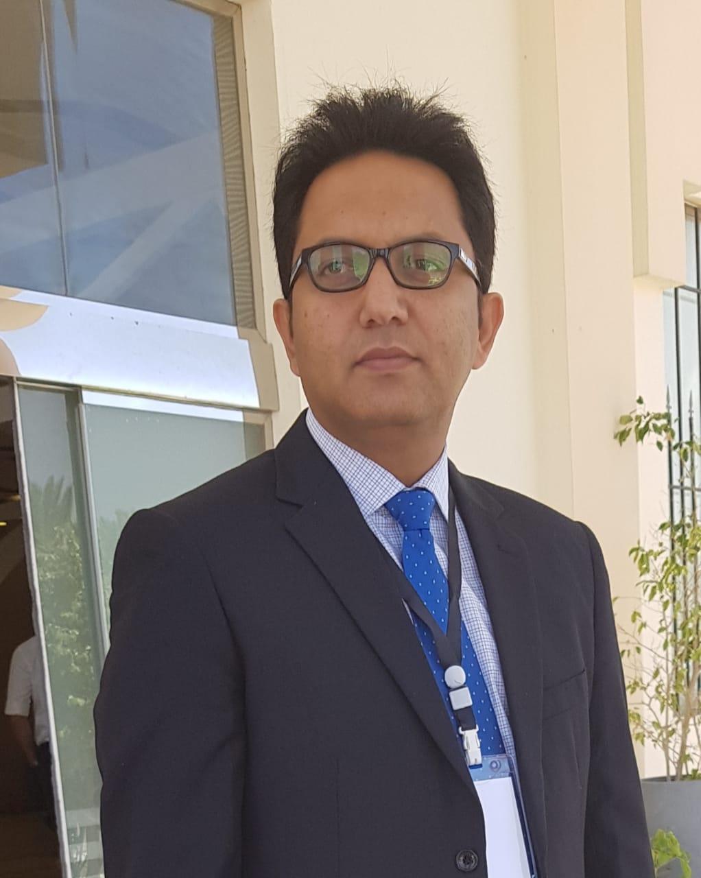 Dr. Inayat Ullah