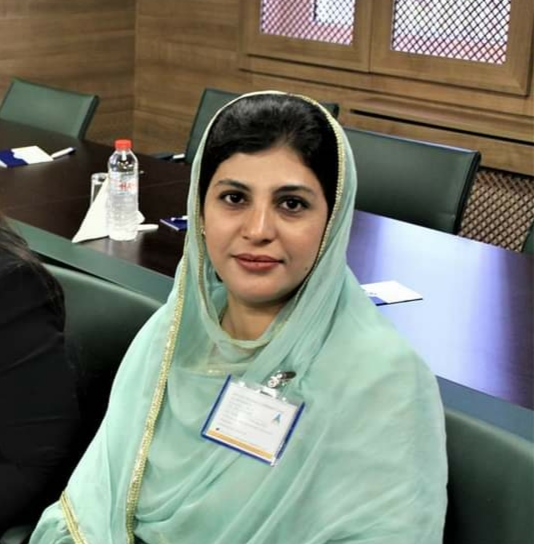 Dr. Zahra Masood Bhutta