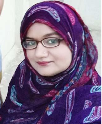 Ms. Sadaf Zahra (On Leave)