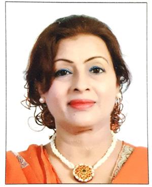 Ms. Rabia Khand