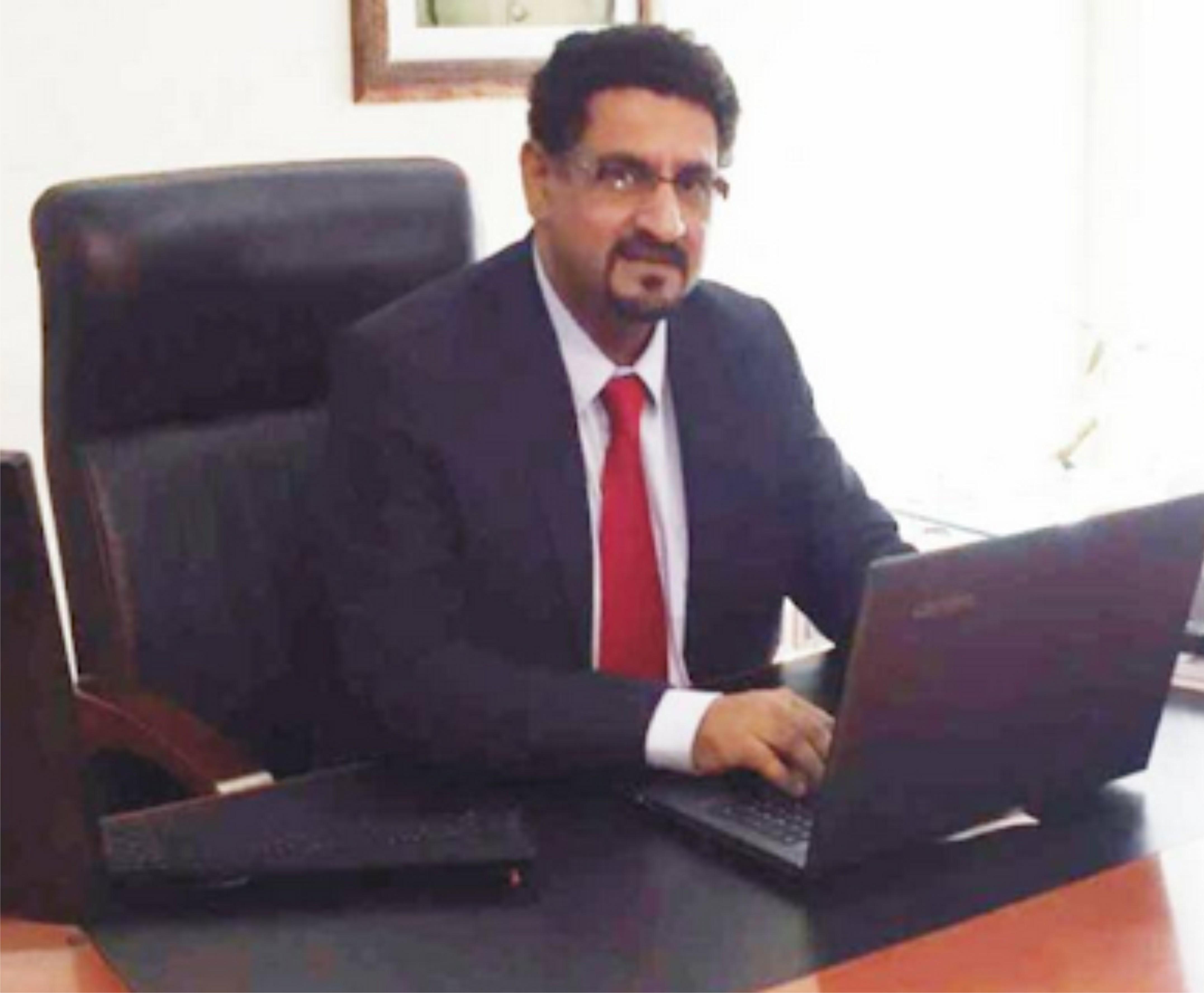 Dr. Zubair Iqbal Ghouri