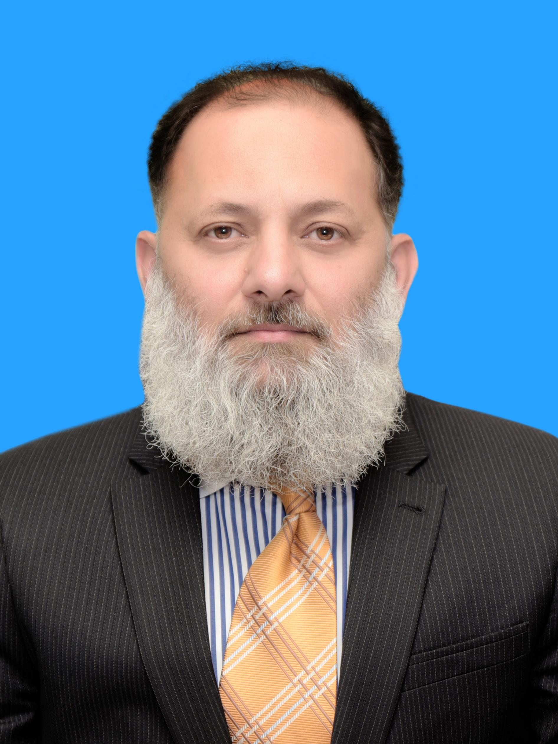 Brigadier Ahmad Salman, SI (M), Retd