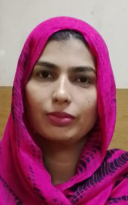 Ms. Amna Sadaf