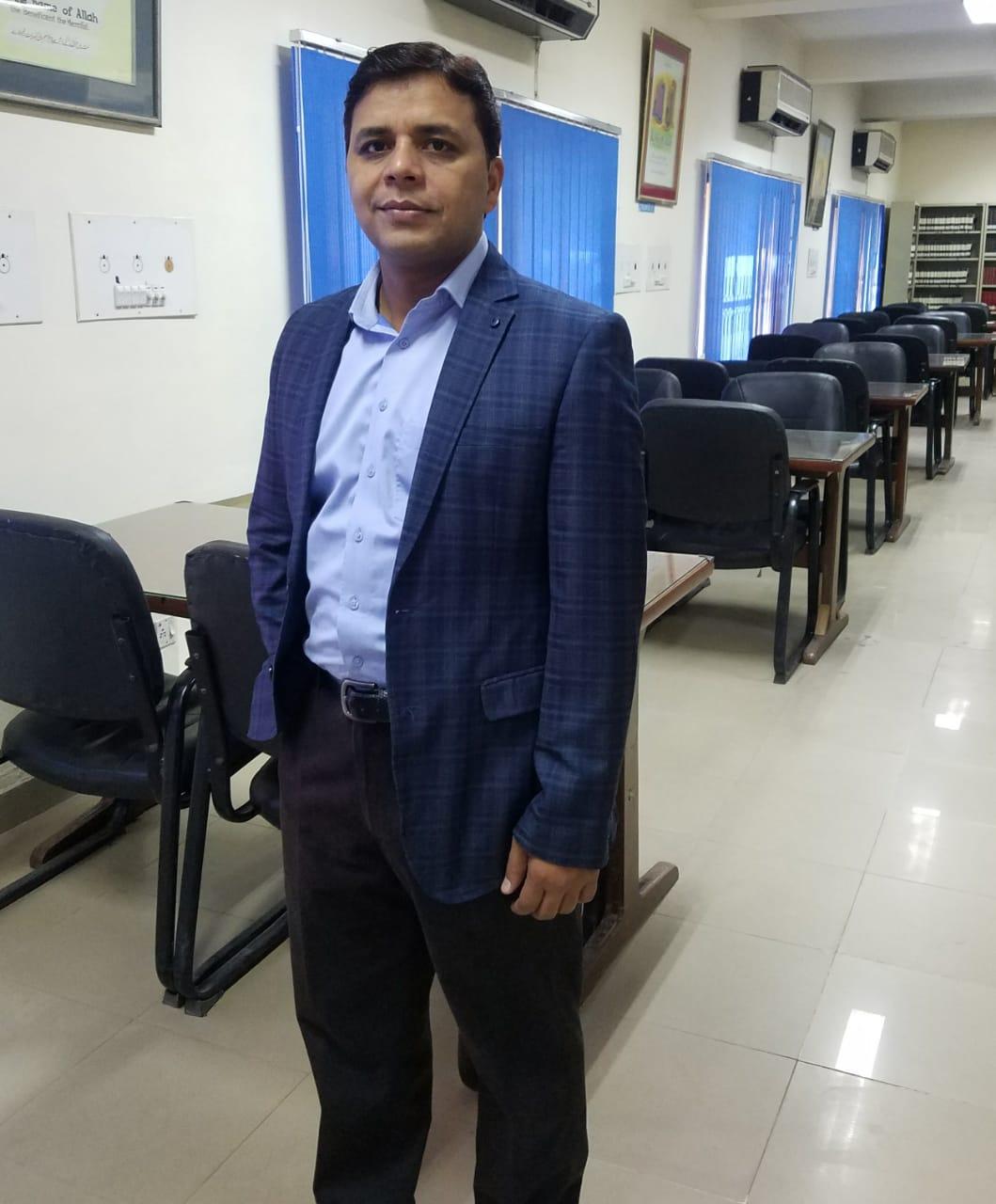 Syed Sajid Abbas Rizvi