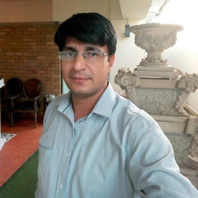 Farrukh Mahmood