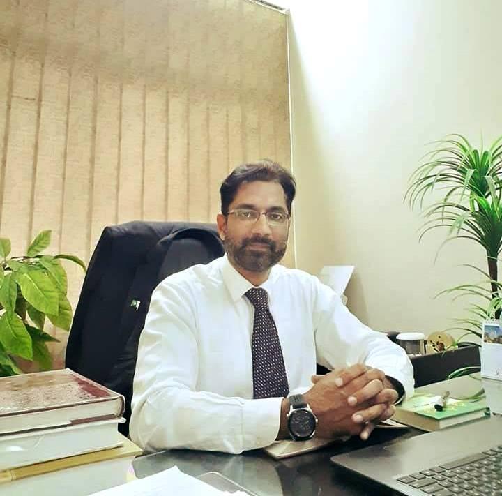 Dr. Jamil Asghar
